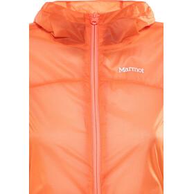 Marmot Air Lite Jacket Women Neon Coral